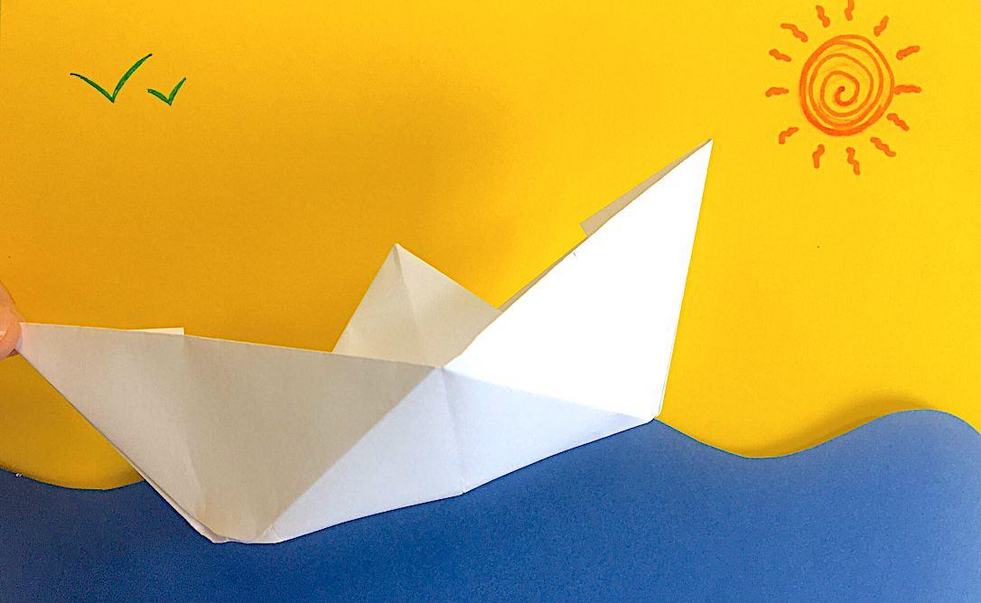 Origami Boat | toucanBox