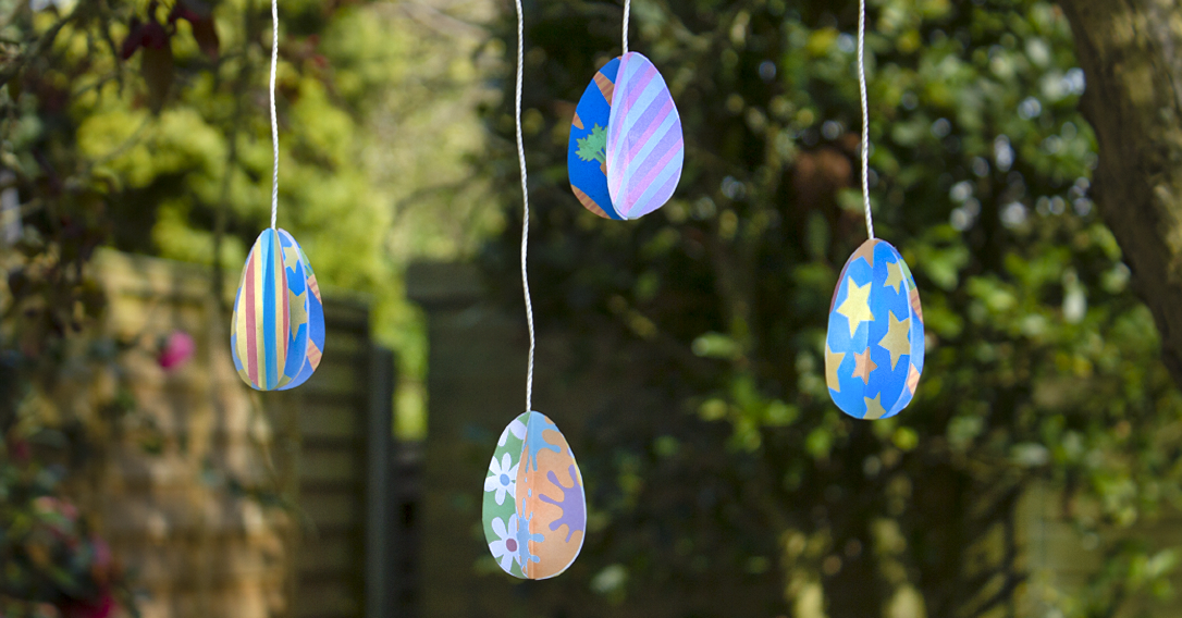 Easter Egg Baubles | Easter Decoration