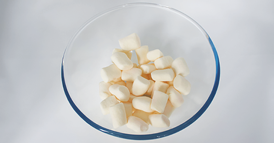 put the marshmallows in a heatproof bowl