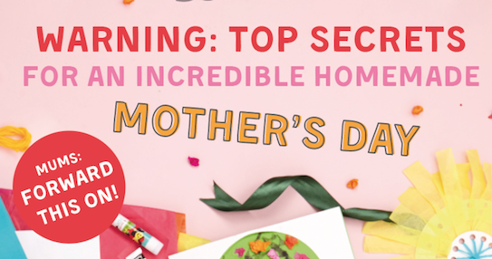 Mother's Day secrets