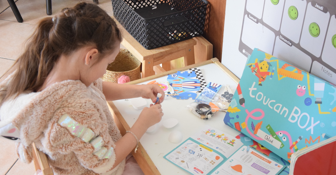 CRAFTING, MENTAL WELLBEING AND CHILDREN'S COGNITIVE DEVELOPMENT | TOUCANBOX