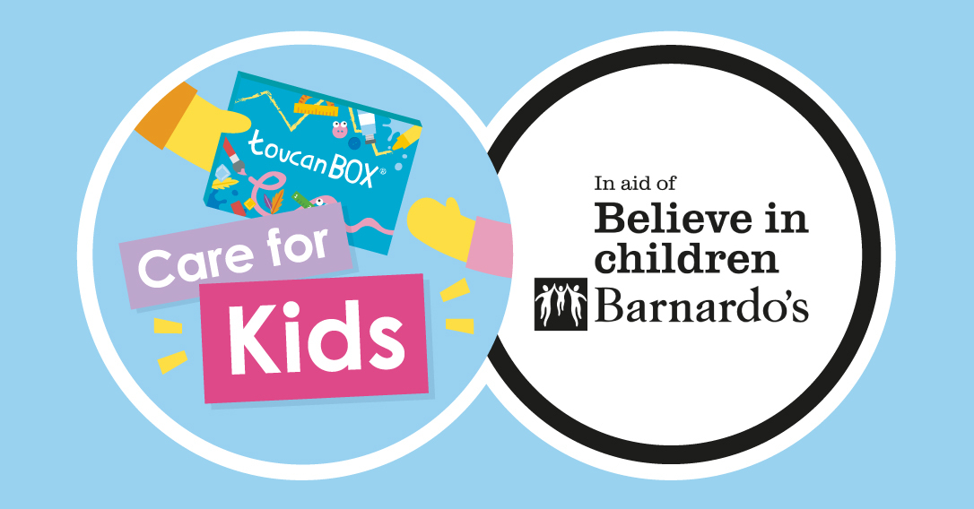 CARE FOR KIDS SCHOOL HOLIDAY CHARITY APPEAL | IN AID OF BARNARDO'S