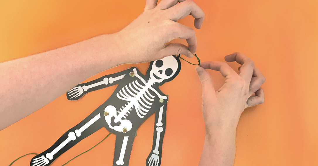 make your skeleton dance