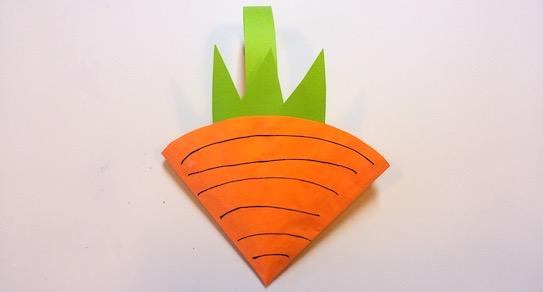 Carrot basket