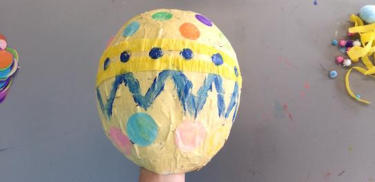 Decorate egg
