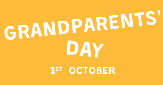 Celebrate Grandparents' Day | toucanBox