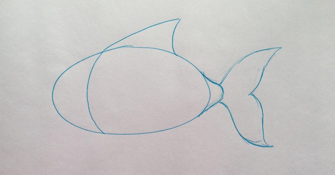 draw a tail