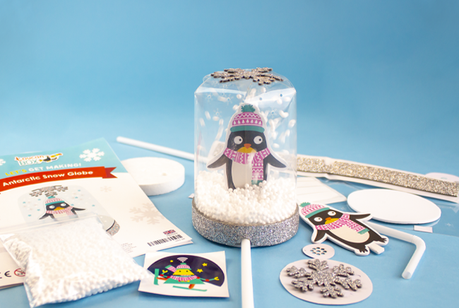 Limited Edition - Antarctic Snow Globe